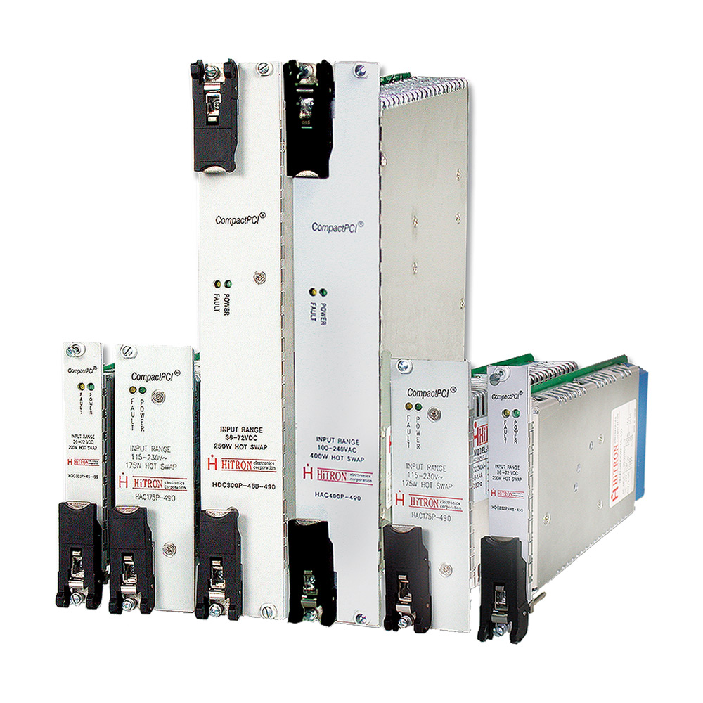 3u Amp 6u Compact Pci Cpci Power Supply 175w 500watts