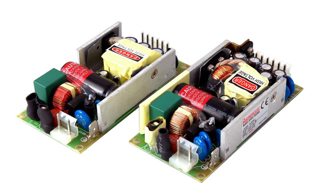 DC-DC Open Frame and Cased Switching Power Supplies